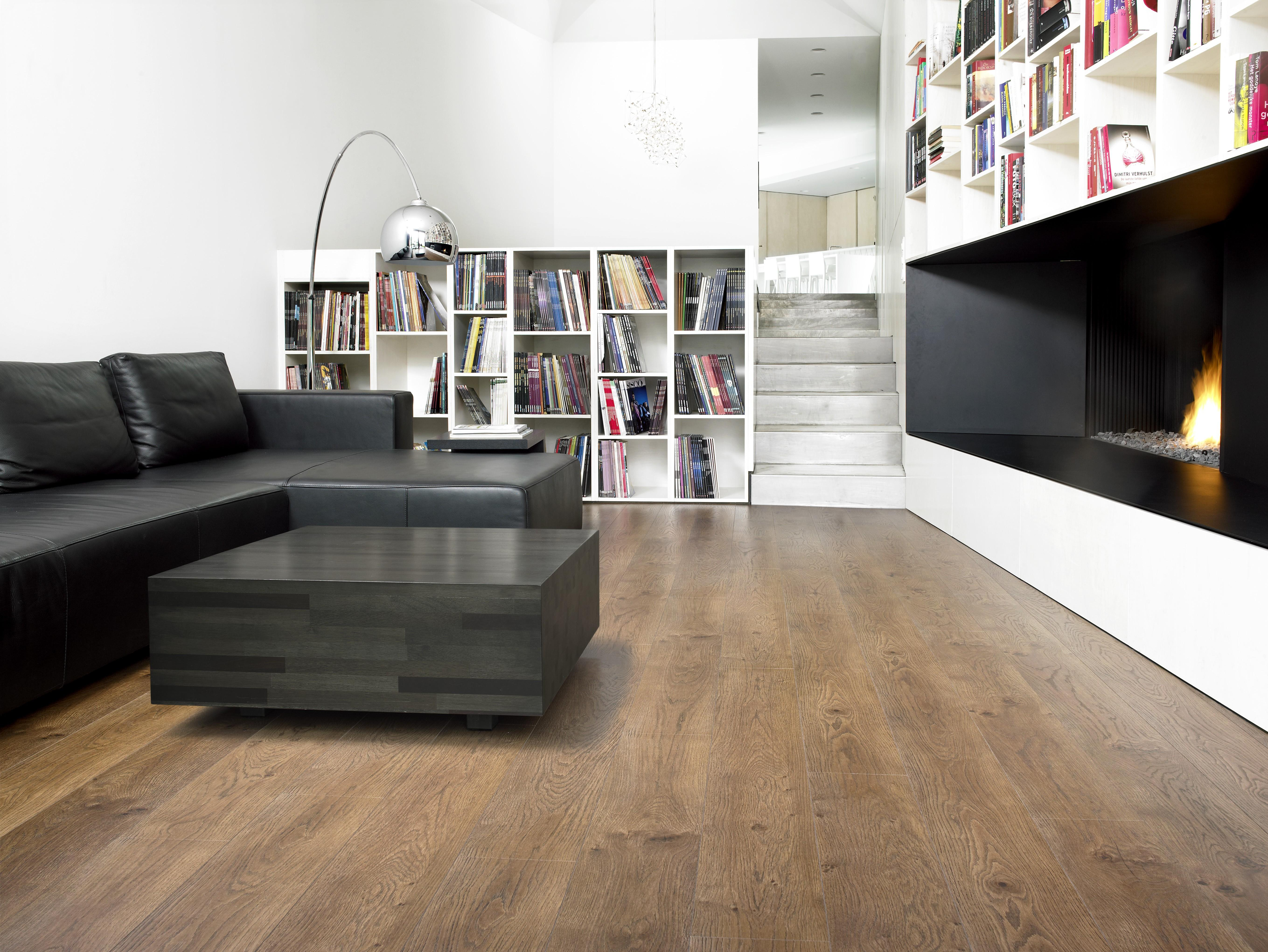 Alloc Laminate Flooring Features A Patented Aluminum Locking System That Simplifies Installation And Holds The Joints Firmly Together